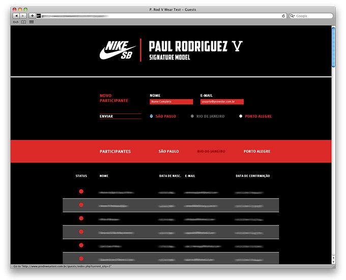 Nike Paul Rodriguez V